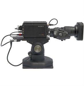 Remote head camera