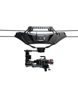 Dactyl-Cadence cable cam hire