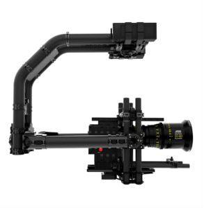 stabilised head camera